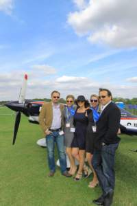 We caught up with Gerald at Sywell