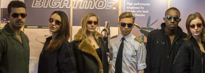 Aero Expo and Bigatmo models