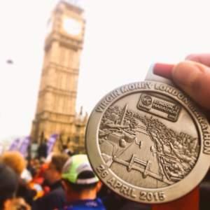 Luke's medal 2015