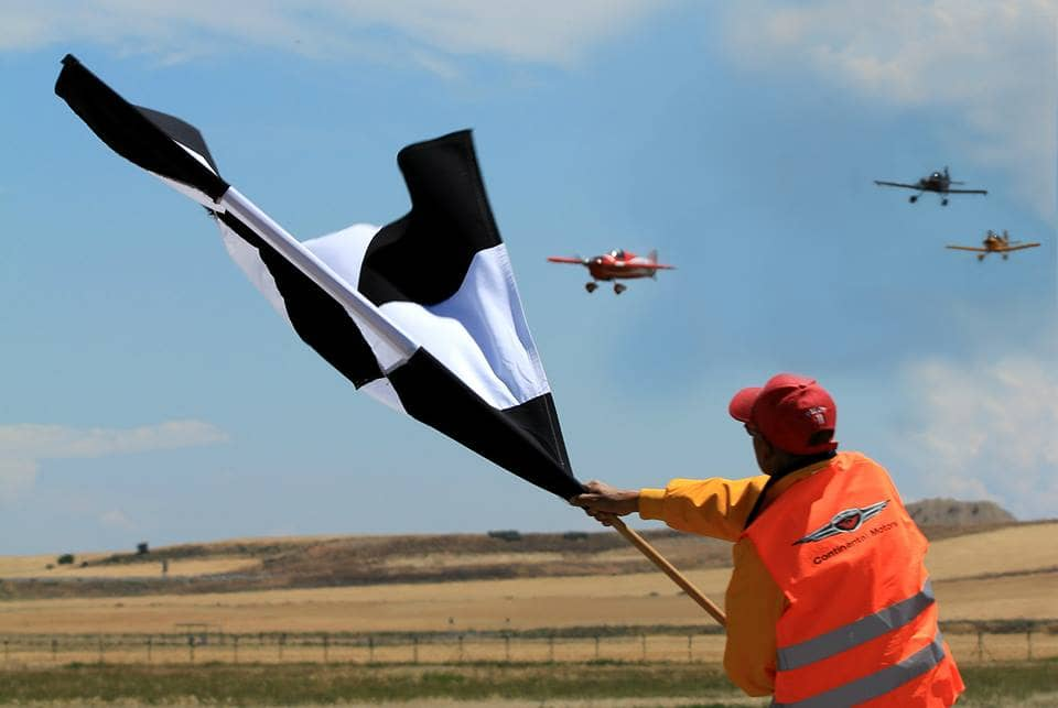 Air Race 1 flag