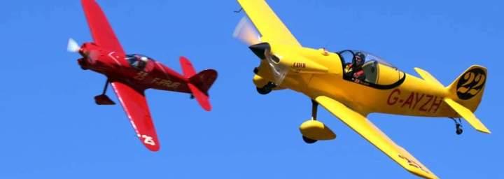 Air Race 1 aircraft