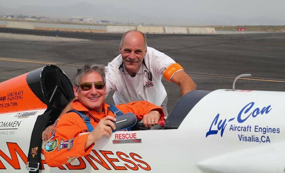 Steve Temple Air Race 1